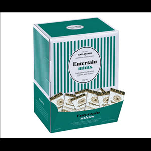 | - after dinner mints