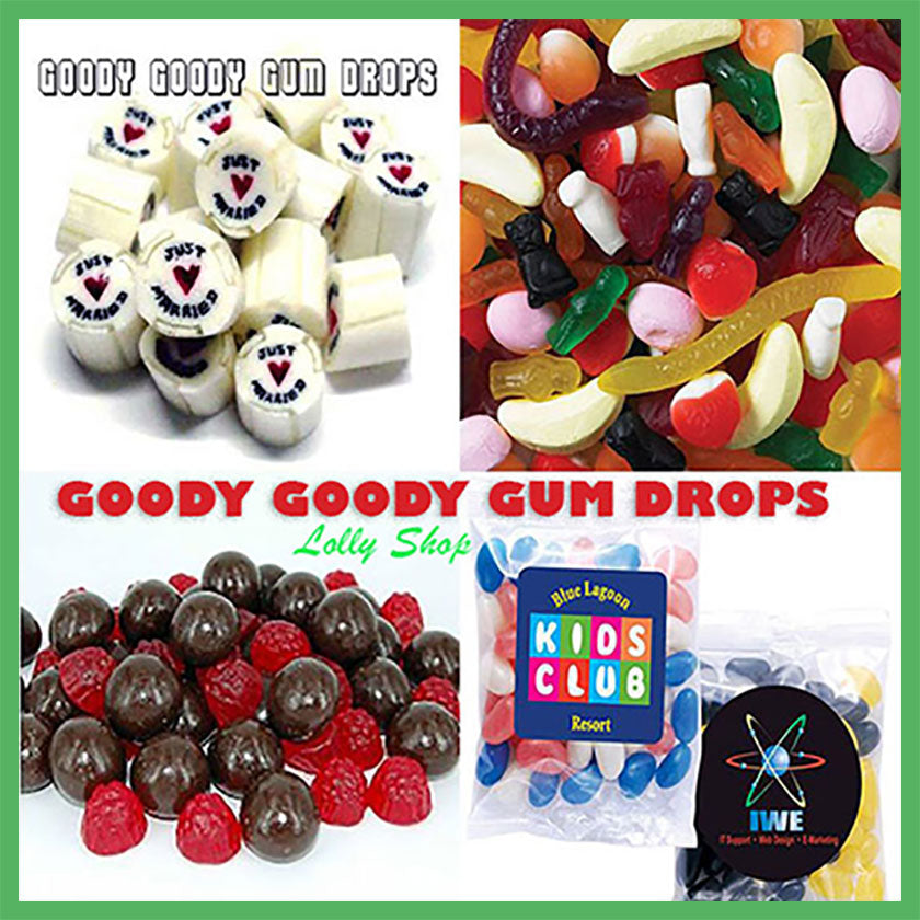 Australia's best range of confectionery | Goody Goody Gum Drops Lolly Shop