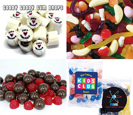 Goody Goody Gumdrops Australia's Best quality confectionery