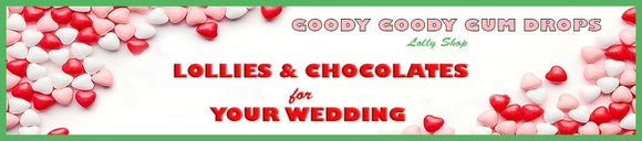 Wedding Lollies | Goody Goody Gum Drops