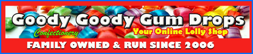 Your online wholesale lolly shop - Goody Goody Gumdrops