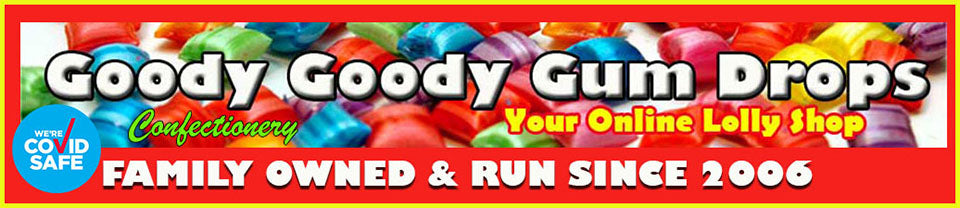 Goody Goody Gum Drops - Your one-stop online lolly shop