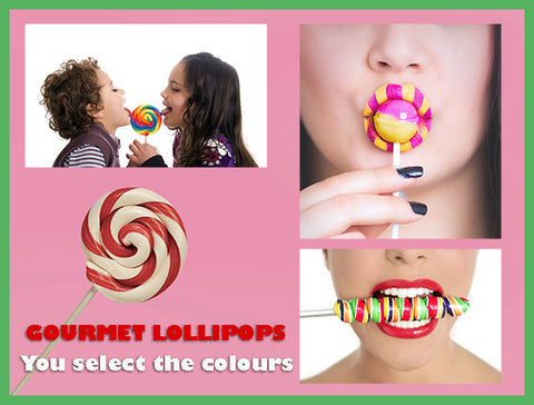 Personalised Lollipos | Goody Goody Gum Drops