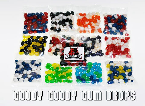 Goody Goody Gum Drops - Club colours promo packs