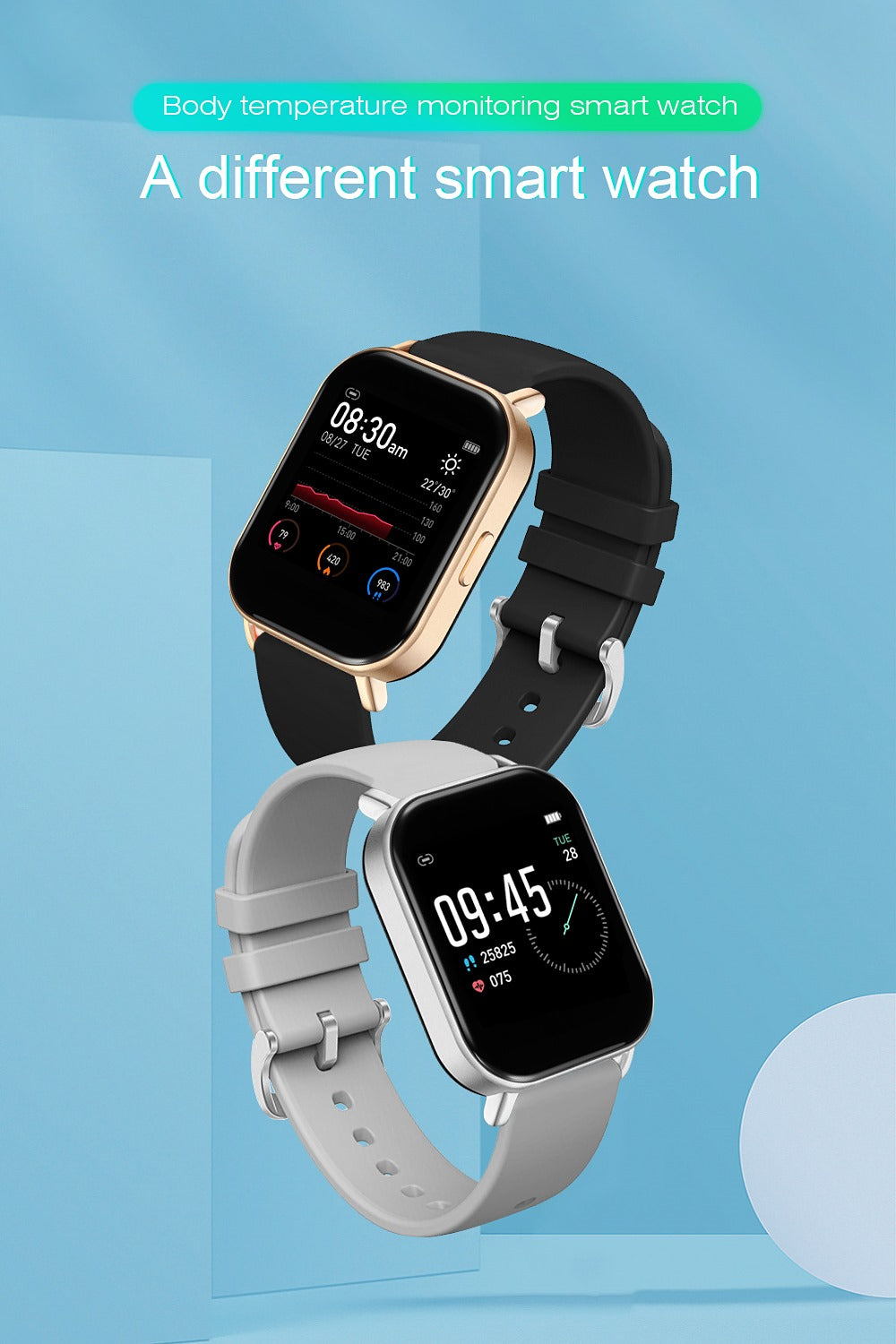Simply order online during February 2021 for a chance to win a smart watch.