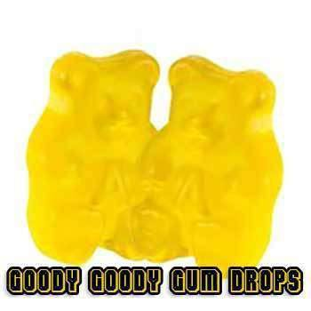 Yellow Gummi Bears 450 Gm - Goody Goody Gum Drops