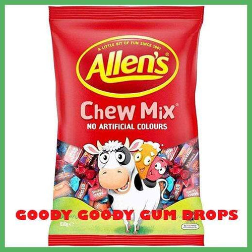Allen's Chew Mix 830 Gm |