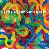 ALLEN'S LOLLIES Promotional Bags for your business (100 x 50 Gm Bags) - Goody Goody Gum Drops