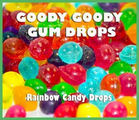 Assorted Rainbow Drops 1 Kg |
