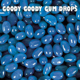 Blue Mini Jelly Beans (Blueberry) - Goody Goody Gumdrops