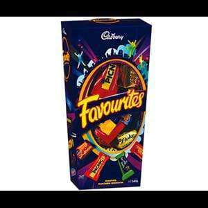 Cadbury Favourites 373 Gm Box Goody Goody Gum Drops