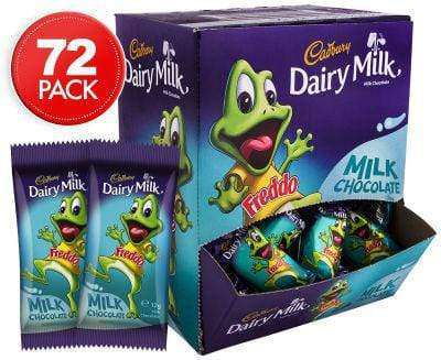 Freddo Frogs - Milk Chocolate - Box of 72 |