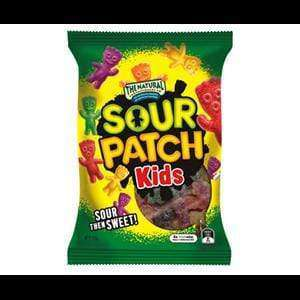 Cadbury CONFECTIONERY > SOUR Sour Patch Kids 2.04 Kg