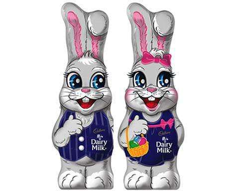 Cadbury Easter Bunny 80 Gm |