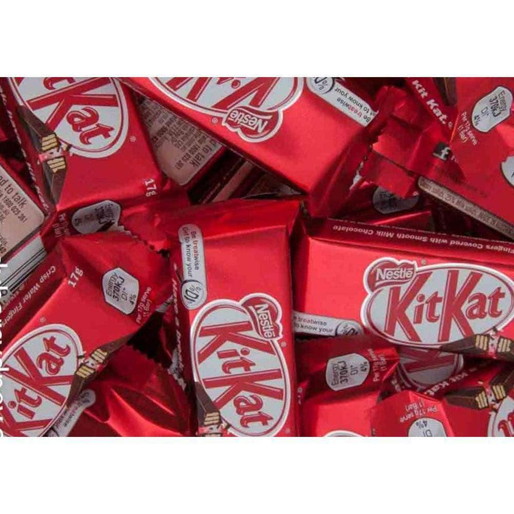 Kit Kat 2 Finger Bars (200 x 17 Gm Bars) - Goody Goody Gum Drops