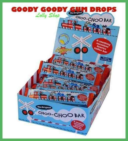 Choo-Choo Bars (Box of 50) |