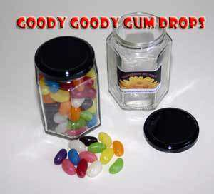 Goody Goody Jelly Beans in Presentation Jar 90Gm (10 Units) - Goody Goody Gum Drops