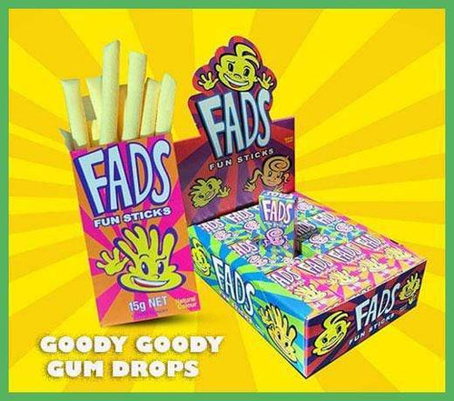 Fads Lolly Fun Sticks - 48 Packs |