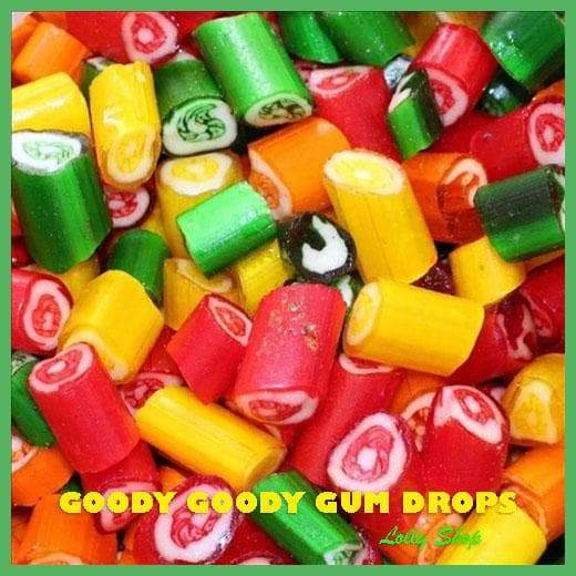Fruit Salad Country Rock 1 Kg Goody Goody Gum Drops