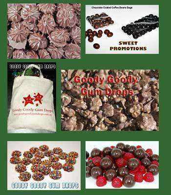 Chocolate Gift Bag - Goody Goody Gum Drops