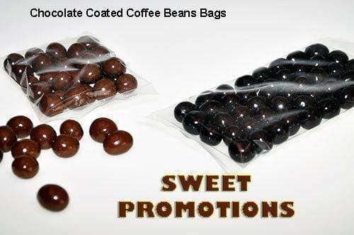 Chocolate Coffee Beans 10 x 100 Gm Bags - Goody Goody Gum Drops