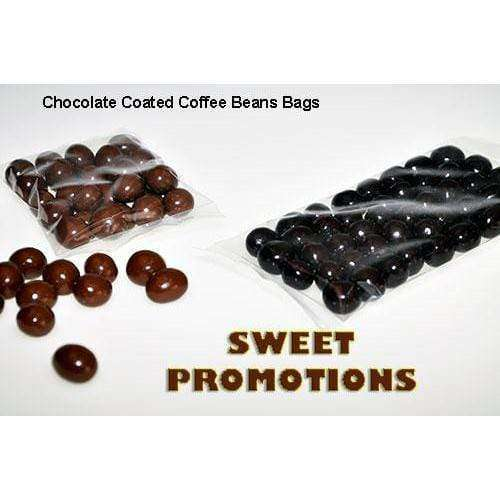 Chocolate Coffee Beans 100 x 60 Gm Bags - Goody Goody Gum Drops
