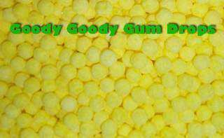 Fizzoes YELLOW 1 Kg - Goody Goody Gum Drops