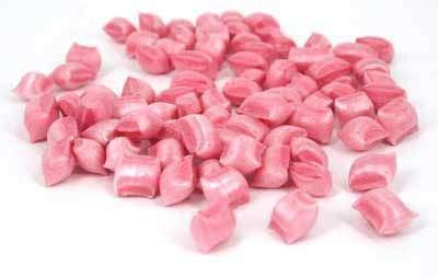 Goody Goody Gumdrops Pty Ltd BOILED LOLLIES Pink Bon Petite 1 Kg