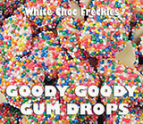 White Chocolate Freckles 1 Kg |