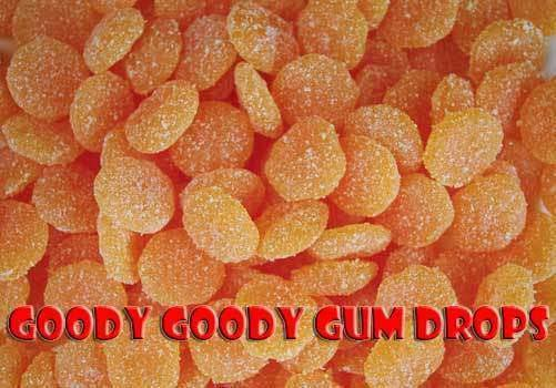 Goody Goody Gumdrops Pty Ltd CONFECTIONERY > JELLIES 1 Kg Sour Mandarins - FAT FREE