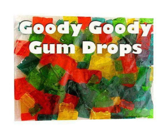 Gummy Candy Blocks 500 Gm - Goody Goody Gum Drops