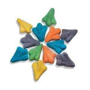 Jet Planes - Sour Coloured Jelly Lollies (400 pieces) - Goody Goody Gum Drops