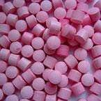 Goody Goody Gumdrops Pty Ltd CONFECTIONERY Mini PINK Musks 1 Kg