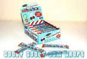 Choo-Choo Bars (Box of 50) - Goody Goody Gum Drops