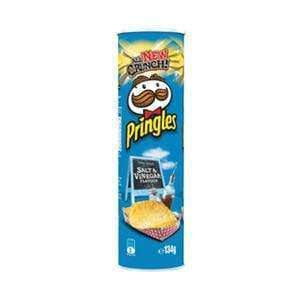 Pringles Salt & Vinegar 134 Gm |