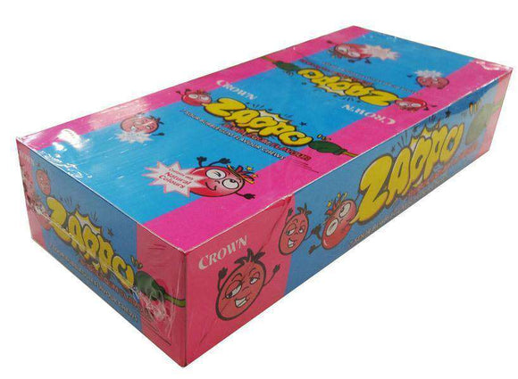 Goody Goody Gumdrops Pty Ltd CONFECTIONERY > SOUR Choose your Zappo Zappo Sour Chew Bars