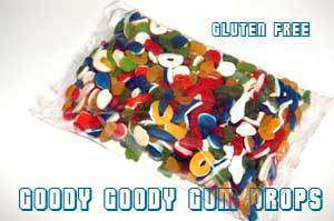 Gluten Free Sour Party Mix 2.5 Kg - Goody Goody Gum Drops