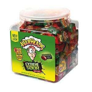 Goody Goody Gumdrops Pty Ltd CONFECTIONERY > SOUR Warheads Giant Tub (240 Pieces)