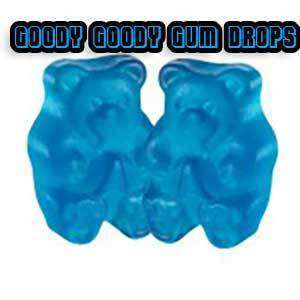 Blue Gummi Bears 450 Gm - Goody Goody Gum Drops