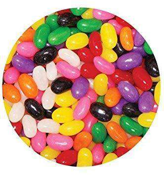 Assorted Aussie Made Jelly Beans 1Kg - Goody Goody Gum Drops