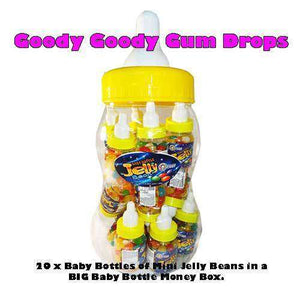 Baby Bottle Jelly Beans - Goody Goody Gumdrops
