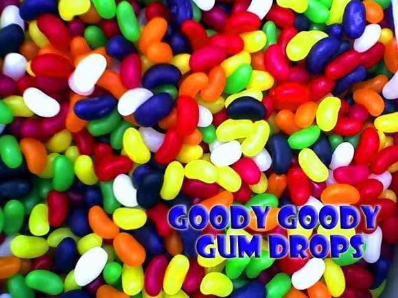 Goody Goody Gumdrops Pty Ltd JELLY BEANS Mini Jelly Beans 8 Kg Boxes ASSORTED