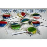 Rainbow Pops Large (Bag of 25) - Goody Goody Gum Drops