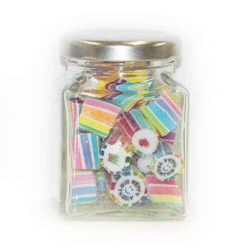 Birthday Gourmet Rock Jars - Goody Goody Gum Drops