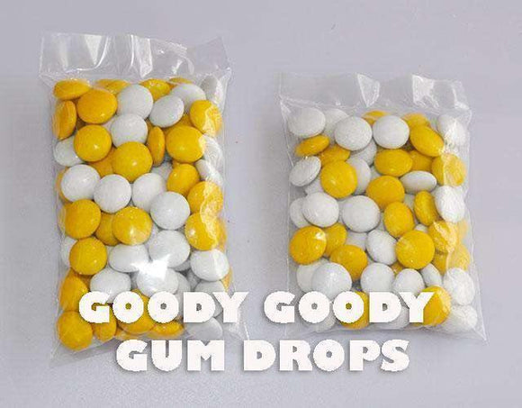 Goody Goody Gumdrops Pty Ltd SWEET PROMOTIONS Small Bags Choc Drops 100 x 60 Gm