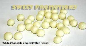 Goody Goody Gumdrops Pty Ltd SWEET PROMOTIONS White Chocolate coated Coffee Beans 500 GmPack