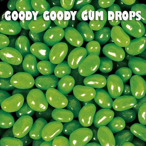 Goody Goody Mini Green jelly beans - Goody Goody Gum Drops