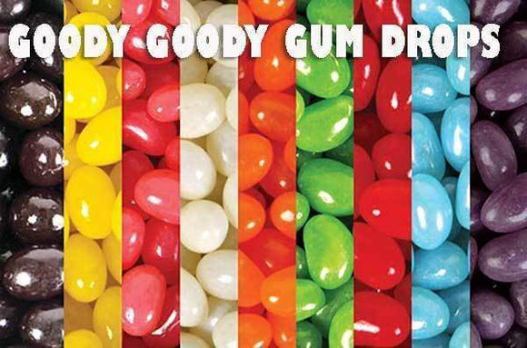 Goody Goody Mini Jelly Beans Single Colours |