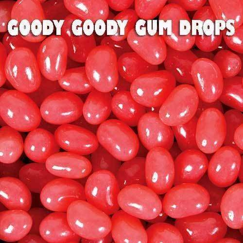 Goody Goody Pink/Strawberry flavored Mini jelly beans |