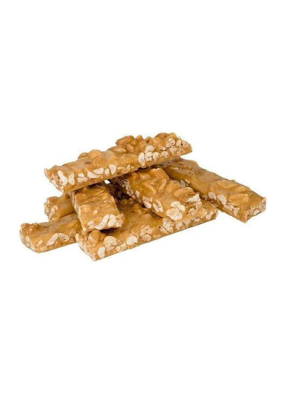 KELLY'S PEANUT BRITTLE - BULK 3KG OUTER - Goody Goody Gum Drops